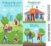 conceptual composition of... | Shutterstock .eps vector #580622335