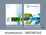 business vector template.... | Shutterstock .eps vector #580780762