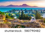 View From Hill Byrsa With...