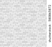 White And Gray Wall Brick...