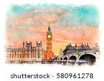Big Ben  Houses Of Parliament...