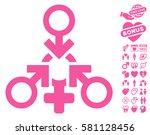triple penetration sex...   Shutterstock .eps vector #581128456