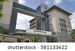 monash university  malaysia  ... | Shutterstock . vector #581133622