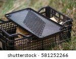 grill | Shutterstock . vector #581252266