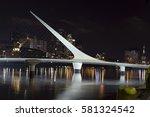 The Woman Bridge. Puerto Mader...