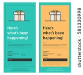 emailer newsletter design...