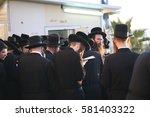 meron  israel  february 5 2017  ... | Shutterstock . vector #581403322