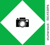 camera  icon vector design.