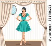women dress style vector