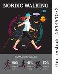 vector illustrated infographics ...   Shutterstock .eps vector #581491072
