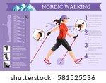 vector illustrated infographics ... | Shutterstock .eps vector #581525536