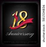 Anniversary Emblems 18...