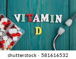 "text ""vitamin d"" of colored... 