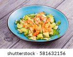 Shrimp  Avocado  Apple And...