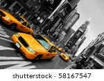 Photo New York City Taxi Cab...