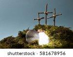 Resurrection Garden As Easter...