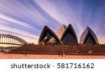 sydney  australia   circa...   Shutterstock . vector #581716162