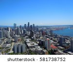 seattle | Shutterstock . vector #581738752