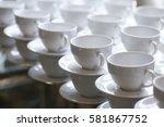 coffee cup | Shutterstock . vector #581867752