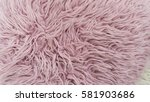 Texture Faux Pink Fur