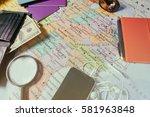 vinnitsa  ukraine   january 18  ... | Shutterstock . vector #581963848