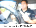 picture blurred  for background ... | Shutterstock . vector #582109495
