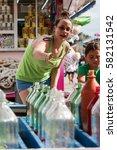 lawrenceville  ga   september...   Shutterstock . vector #582131542