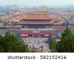 The Forbidden City Located...