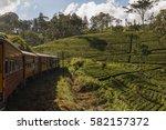 Train From Nuwara Eliya To...