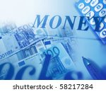 money | Shutterstock . vector #58217284