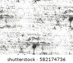 distressed overlay texture of... | Shutterstock .eps vector #582174736