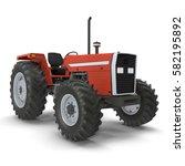 Vintage Farmall Tractor On...