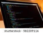 software development. software... | Shutterstock . vector #582209116