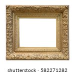 Gilded Wooden Frame For A...