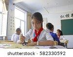 luannan county   september 25 ... | Shutterstock . vector #582330592