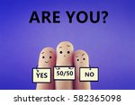 are you  | Shutterstock . vector #582365098