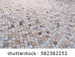 duotone yellow and gray brick... | Shutterstock . vector #582382252