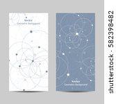 set of vertical banners....   Shutterstock .eps vector #582398482