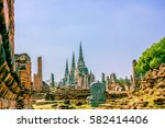 old city at thailand | Shutterstock . vector #582414406