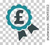featured pound price label...   Shutterstock .eps vector #582451012
