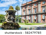 Italy  Naples  The Capodimonte...