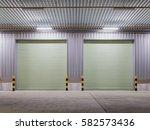 Shutter Door Or Roller Door An...