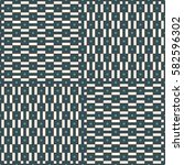 Blue Color Seamless Pattern...