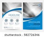 brochure template flyer design
