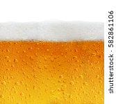 Mug Of Beer As Background.high...