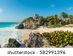The Caribbean Sea With...