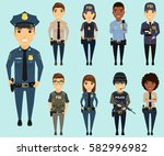 set of different law... | Shutterstock .eps vector #582996982