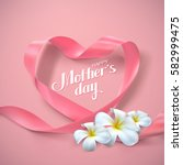 Happy Mothers Day. Vector...
