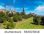 The Walter Scott Monument In...
