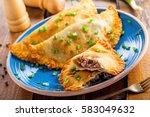native russian  turkish ... | Shutterstock . vector #583049632